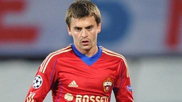 Щенников не поможет ЦСКА в дуэли с «Вольфсбургом»