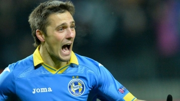 Гордейчук забил самый быстрый гол в текущем розыгрыше ЛЧ
