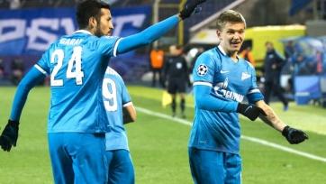 «Зенит» обыграл «Валенсию» и обеспечил себе первое место в группе