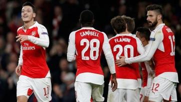 «Арсенал» обыграл «Динамо» и сохраняет шансы на выход в плей-офф