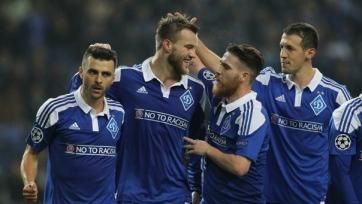 «Динамо» торжествует на «Драгау»