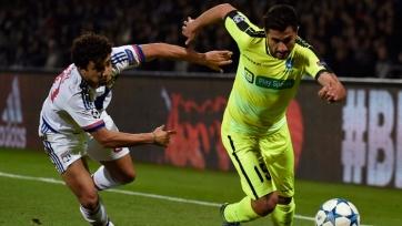 «Гент» увозит победу из Лиона и шанс на выход в плей-офф Лиги чемпионов