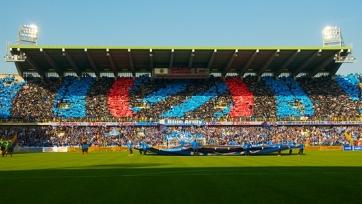 «Брюгге» и «Наполи» сыграют на пустом стадионе