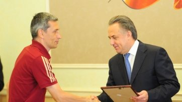 Официально: Дмитрий Хомуха отправлен в отставку с поста главного тренера молодёжной сборной России