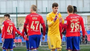 ЦСКА проиграл в юношеской Лиге чемпионов
