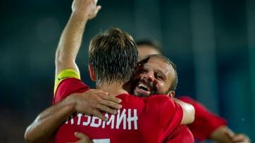 В «Рубине» подтвердили, что Кузьмин и Карадениз против «Сьона» не сыграют