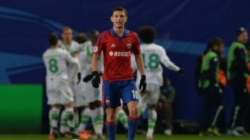 ЦСКА проигрывает уже в четырёх матчах подряд