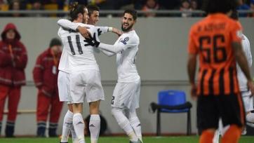 «Реал» добыл три очка во Львове