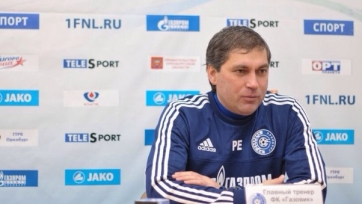 Евдокимов: «Газовик» очень хочет выйти в РФПЛ»