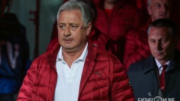 Футболисты «Рубина» слили Рината Билялетдинова?