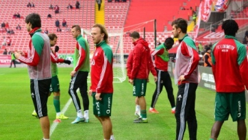 Стали известны стартовые составы «Локомотива» и «Спортинга»
