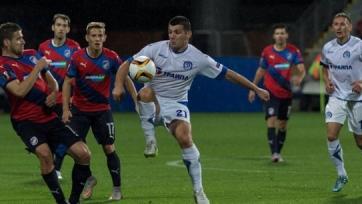Минское «Динамо» добилось первой победы в Лиге Европы