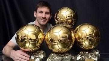 Испанские СМИ: «Золотой мяч» получит Лионель Месси