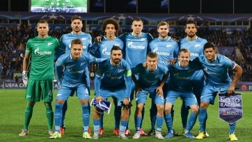 «Зенит» продолжает оставаться лучшим европейским клубом нынешнего сезона