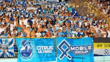 Фанатов «Зенита» не пустят на матч с «Гентом»