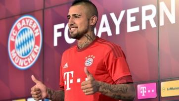 Видаль: «В данный момент «Бавария» гораздо сильнее «Ювентуса»