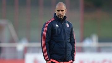 «Бавария» постарается удержать Гвардиолу