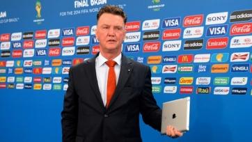Луи ван Гаал: «Я разочарован итогами матча с «Лестером»
