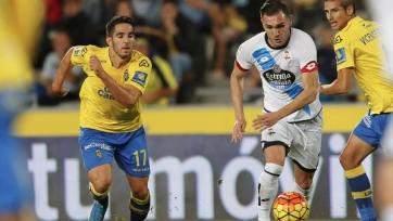 «Депортиво» и «Сельта» одержали победы в последних субботних матчах Примеры