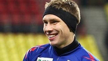Кирилл Набабкин: «Мы отрабатываем на тренировках такие моменты, который сегодня привёл к голу»