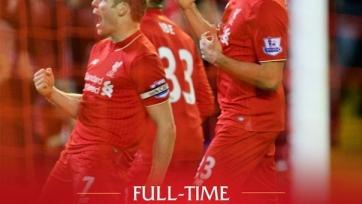 «Ливерпуль» одержал минимальную победу над «Суонси»