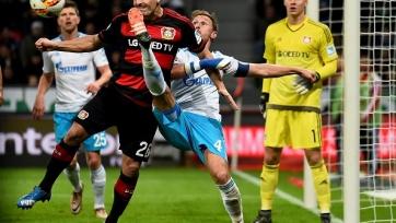 «Байер» ушёл от поражения в матче с «Шальке»