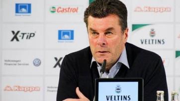 Дитер Хеккинг: «В Аугсбурге всегда нелегко играть»