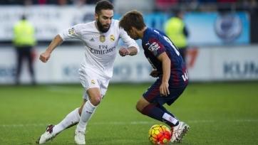 «Реал» остался без Карвахаля