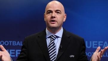 Джанни Инфантино готов начать реформы в ФИФА