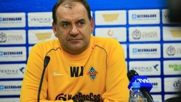 Официально: «Кайрат» остался без главного тренера