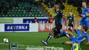 «Краснодар» в драматичном матче одолел «Ростов»