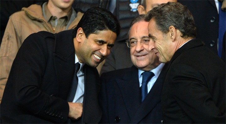 Царь горы. Кто сегодня правит футбольным миром?