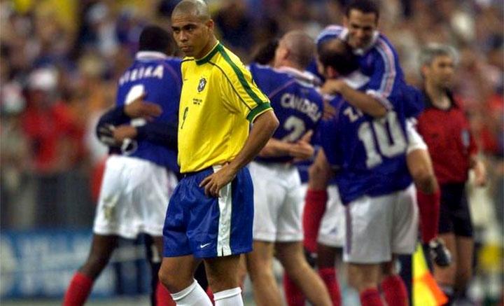 Год петуха. Финал Чемпионата мира 1998-го года