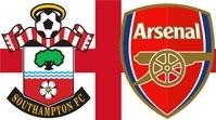 Саутгемптон - Арсенал Обзор Матча (26.12.2015)