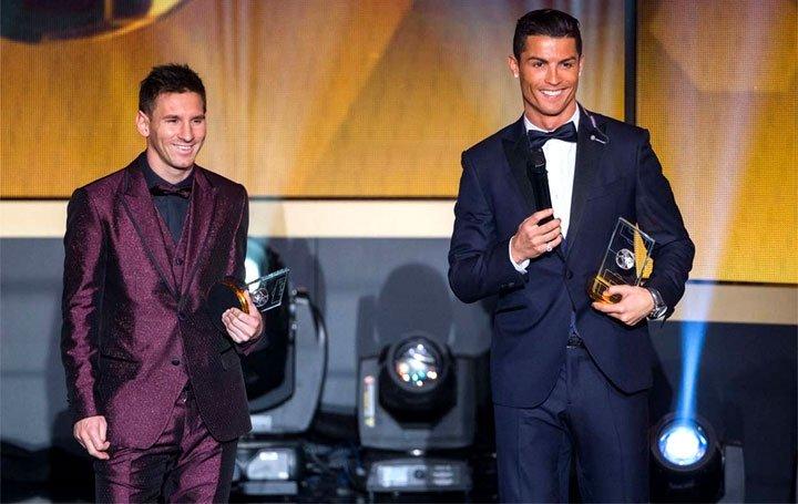 Незолотой мяч. Трио финалистов ЗМ как воплощение современного футбола