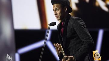 Неймар признан лучшим южноамериканцем Примеры в сезоне 2014/2015