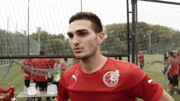 Магомед Оздоев: «Вчера был потрясающий матч»