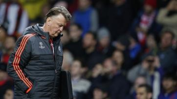 Футболисты «Манчестер Юнайтед» недовольны методами работы Луи ван Гаала