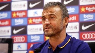 Луис Энрике: «Нас ждёт очень серьёзный поединок в Кубке страны»