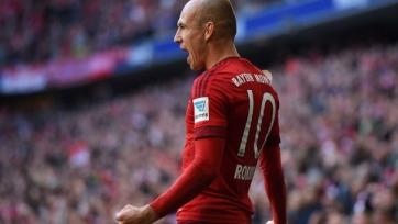 Роббен: «Никогда не возникало мыслей покинуть «Баварию»