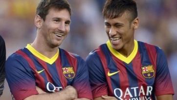 «Барселона» может расстаться с Неймаром и Месси из-за финансовых проблем