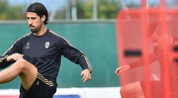 Сами Хедира может не сыграть против «Лацио»