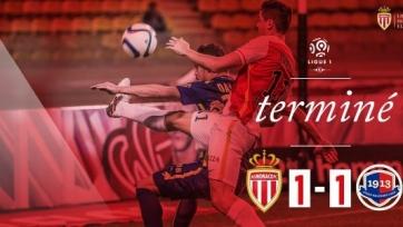 «Монако» не сумел переиграть «Кан»