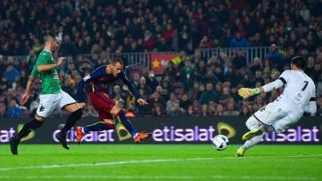 «Барселона» расправилась с «Вильяновенсе»