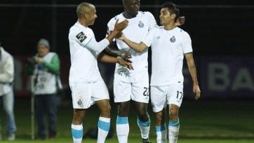 «Порту» разгромил на выезде «Униау» в отложенном матче девятого тура