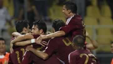 Шестнадцать игроков сборной Венесуэлы отказываются играть за неё