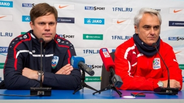 Радимов хотел бы поработать со сборной