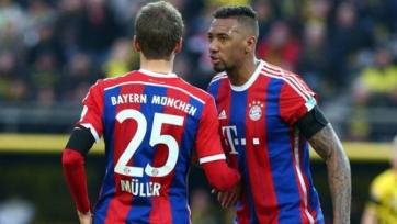 Руководство «Баварии» убедило Мюллера и Боатенга продлить контракты