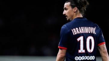 Ибрагимович хочет играть в «Наполи», но в итальянском клубе шведа не ждут