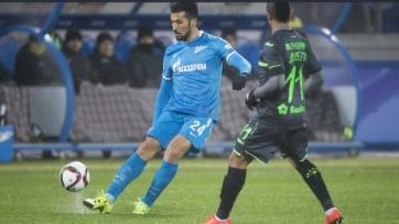 «Зенит» не смог выиграть во втором матче кряду